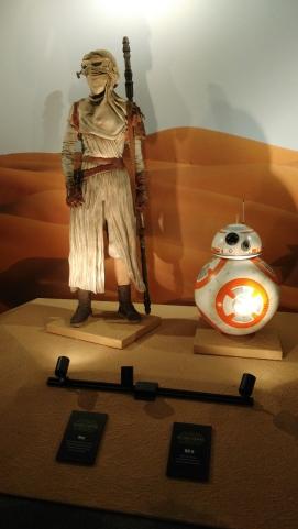 Rey & BB8